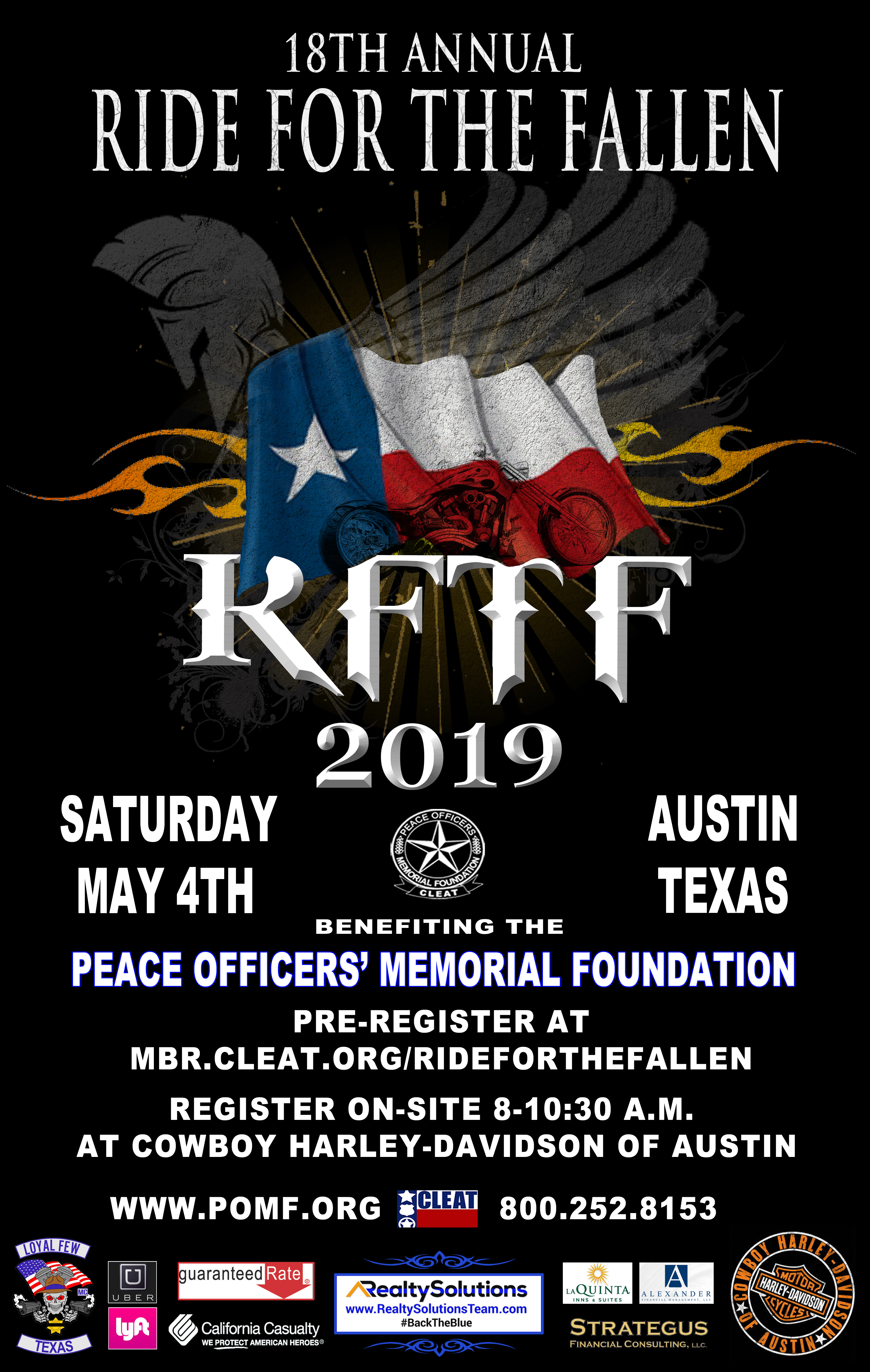 18th Annual Ride for the Fallen